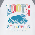 Roots-undefined-Baby Damian Baseball T-shirt-undefined-C