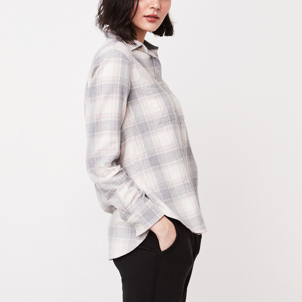 Roots-undefined-Nora Flannel Shirt-undefined-C