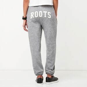 Roots-Women Boyfriend Sweatpants-Roots Salt and Pepper Boyfriend Sweatpant-Salt & Pepper-A