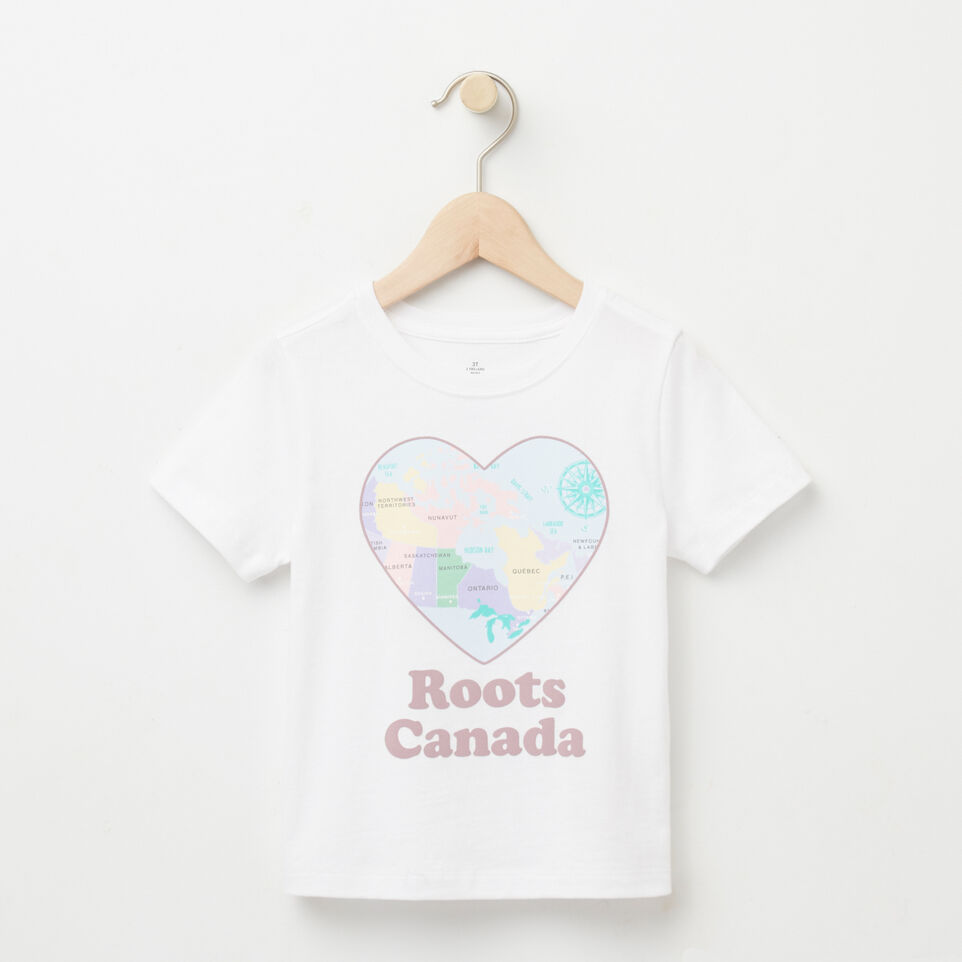 Roots-undefined-Toddler Coastal Heart T-shirt-undefined-A