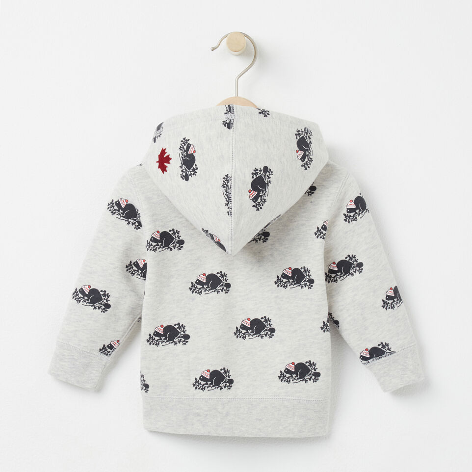 Roots-undefined-Baby Buddy Original Full Zip Hoody-undefined-B