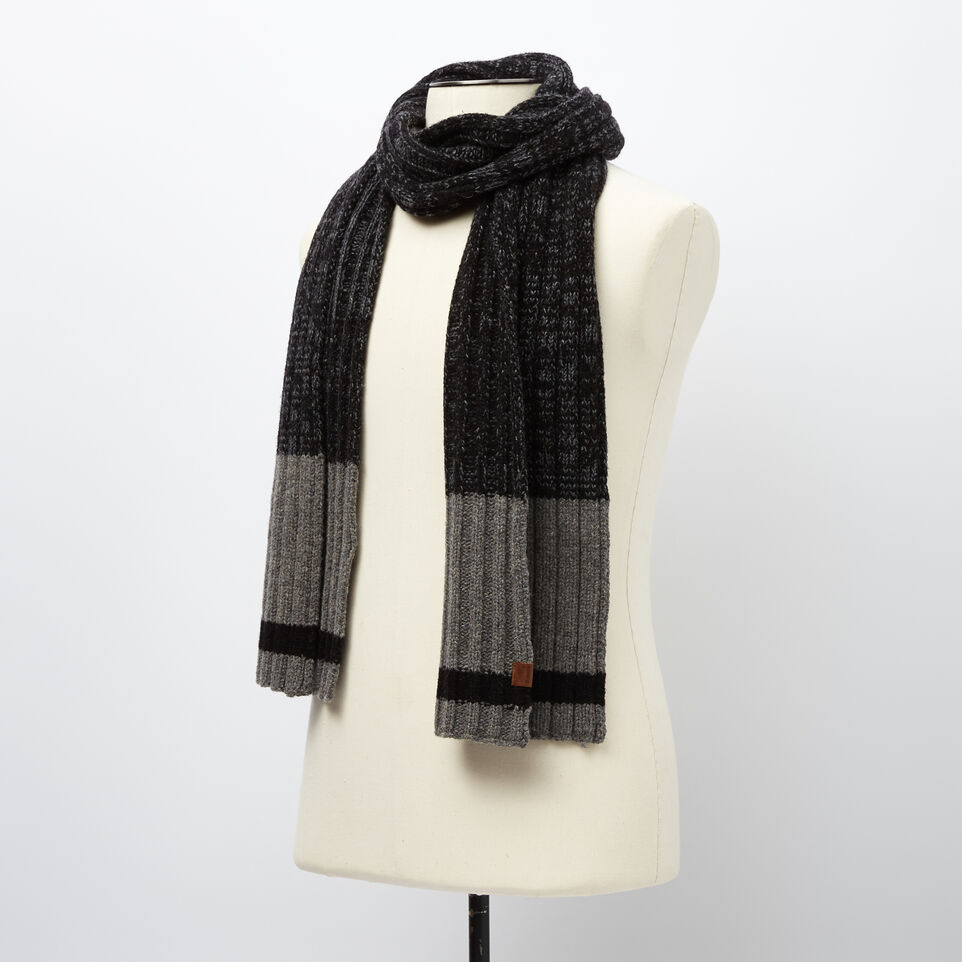 Roots-undefined-Liam Rib Scarf-undefined-B