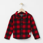 Roots-undefined-Toddler Roots Micro Fleece Button Up-undefined-C