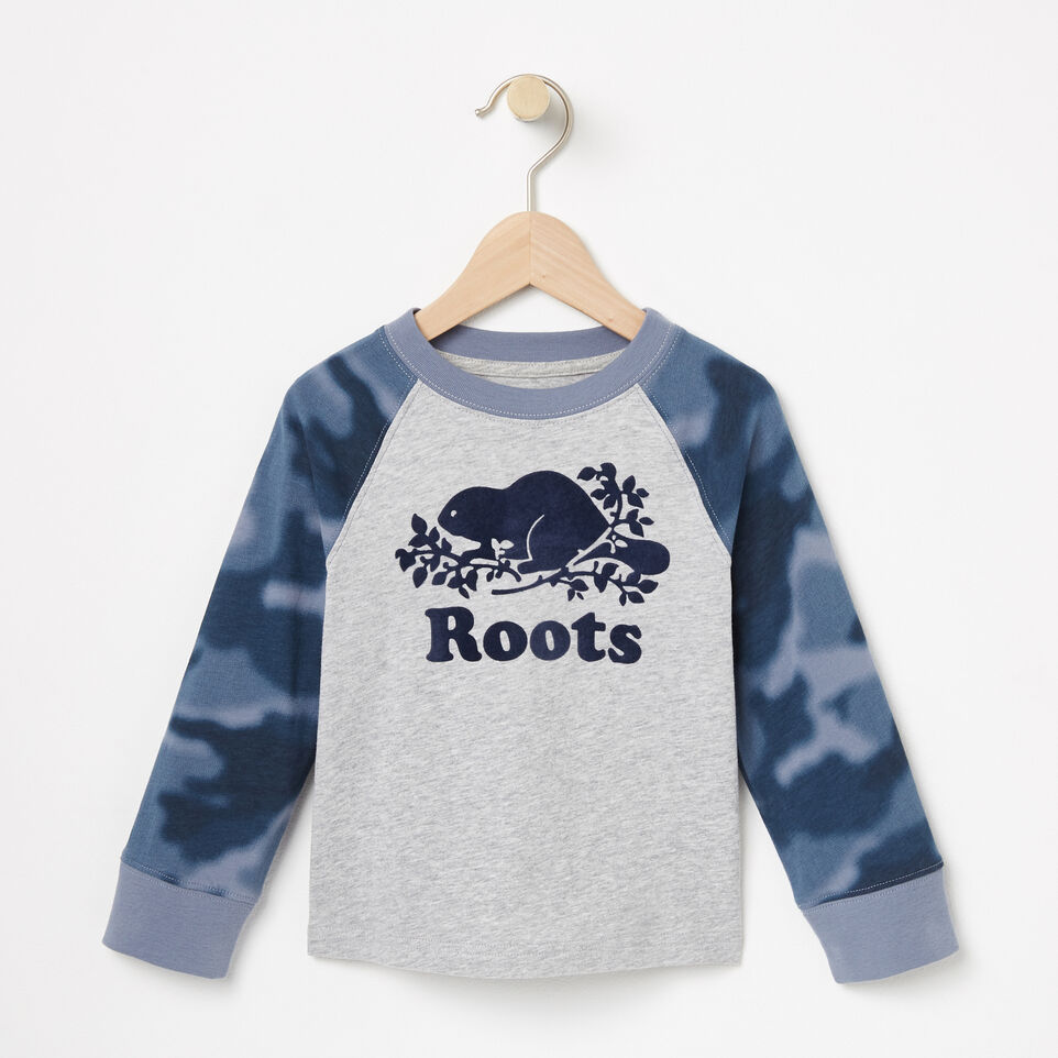 Roots-undefined-Toddler Blurred Camo Top-undefined-A