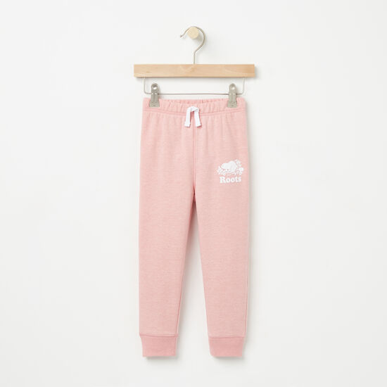 Roots-Kids New Arrivals-Toddler Gatineau Lodge Sweatpant-Bridal Rose Pepper-A