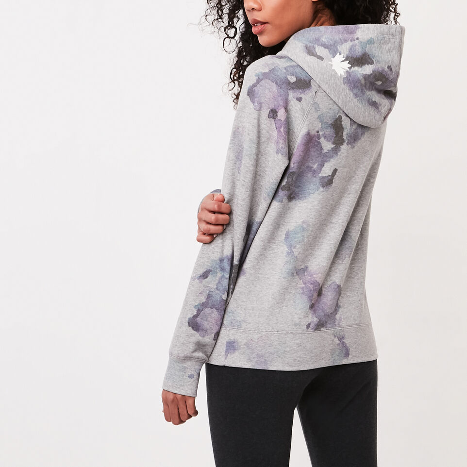 Roots-undefined-Water Colour Full Zip Hoody-undefined-D