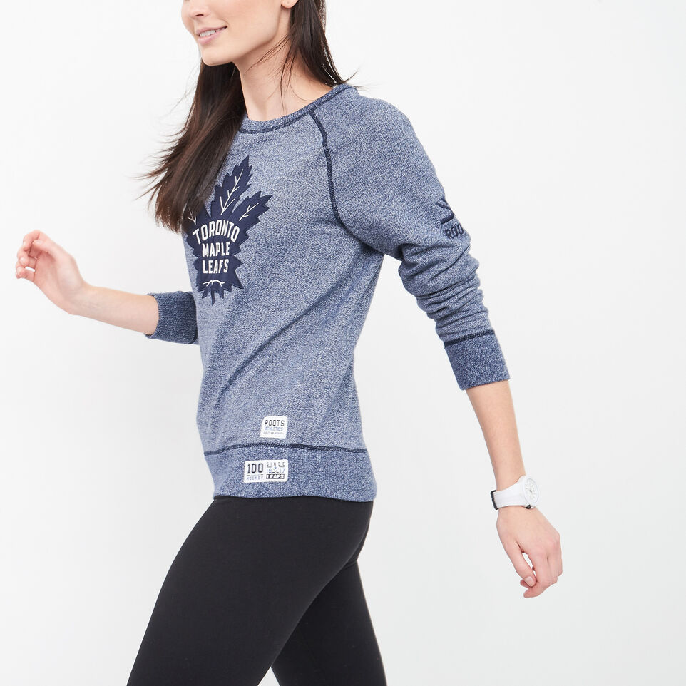 Roots-undefined-TML Playmaker Crew Sweatshirt-undefined-B