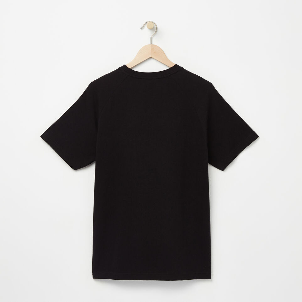 Roots-undefined-Heritage Short Sleeve T-shirt-undefined-B