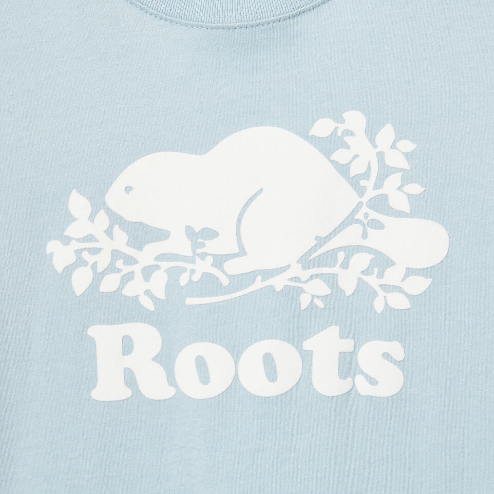 Roots-undefined-Boys Cooper Beaver T-shirt-undefined-D