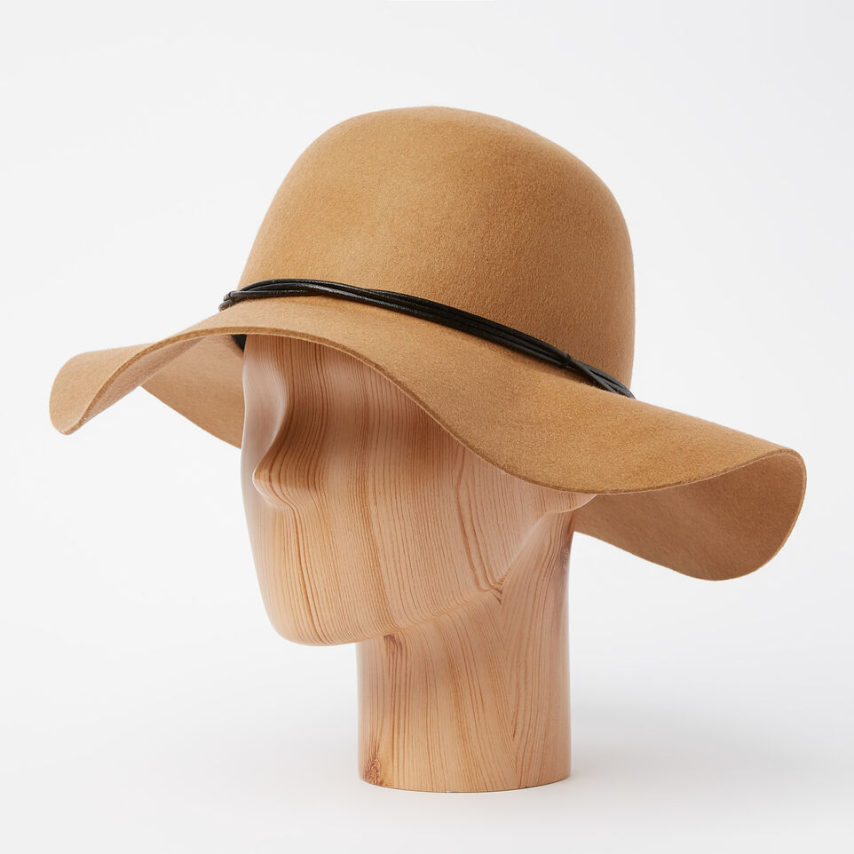 Roots-undefined-Kelsey Floppy Hat-undefined-B