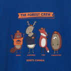Roots-undefined-Toddler The Forest Crew T-shirt-undefined-C