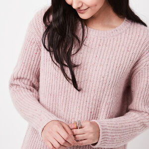 Roots-Women Sweaters & Cardigans-Emery Pullover Sweater-Zephyr Mix-A