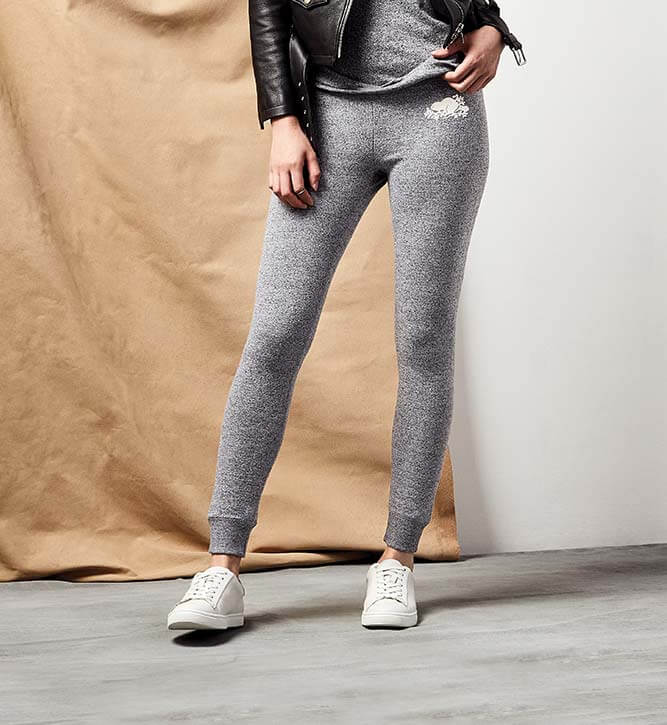 Women's Skinny Sweatpants