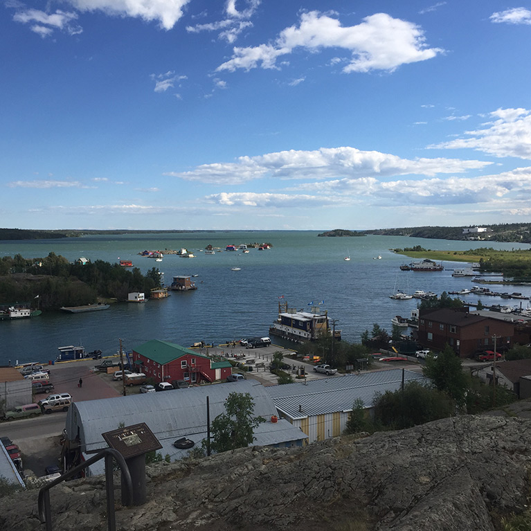 Roots on the Road: Yellowknife