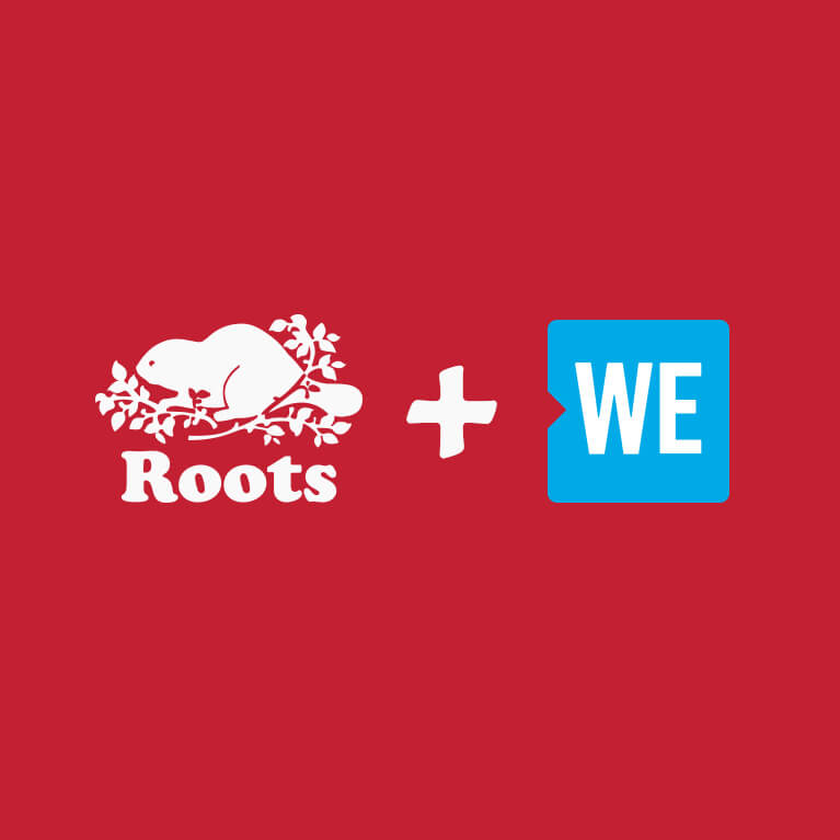 Roots + WE Logo