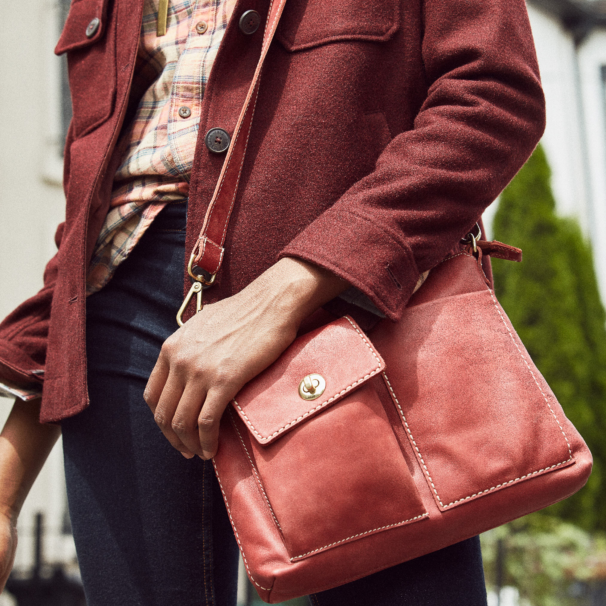 Roots-Leather Crossbody-Shop The Look: Our Fall Checklist-G