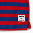 Roots-Kids Our Favourite New Arrivals-Toddler Cooper Beach Stripe T-shirt-Racing Red-C