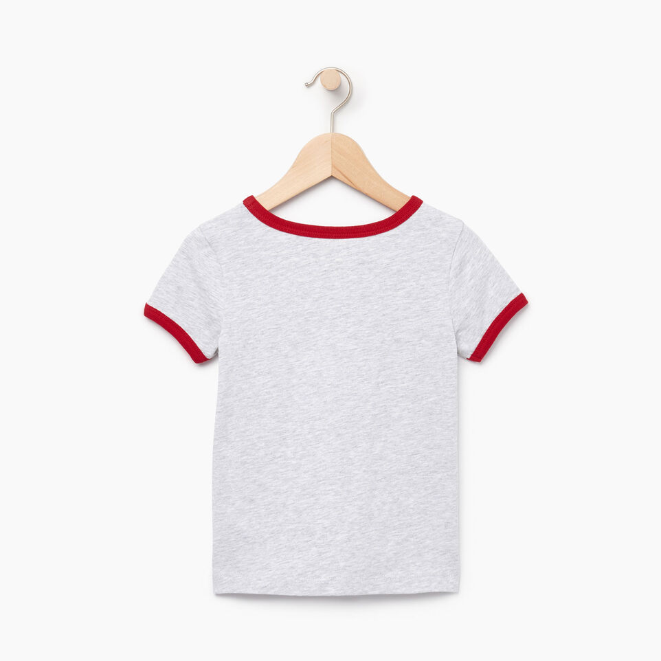 Roots-undefined-T-shirt Canadian Girl pour tout-petits-undefined-B