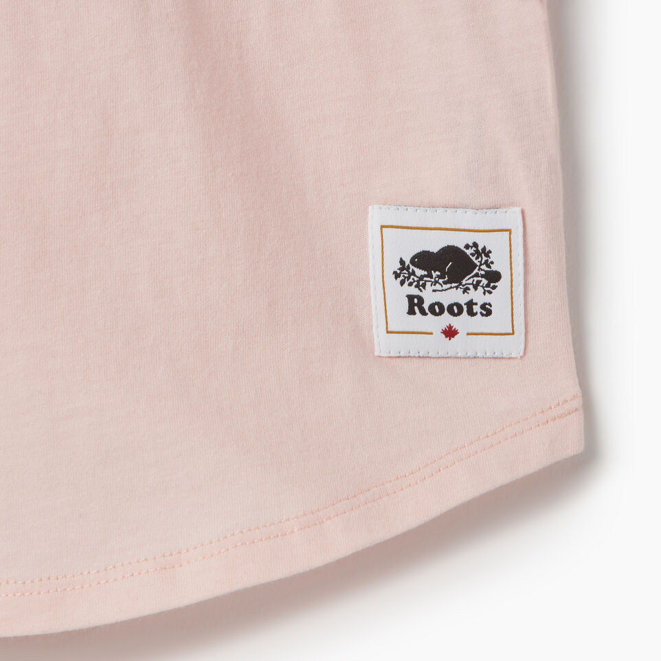 Roots-undefined-Girls Blazon T-shirt-undefined-D