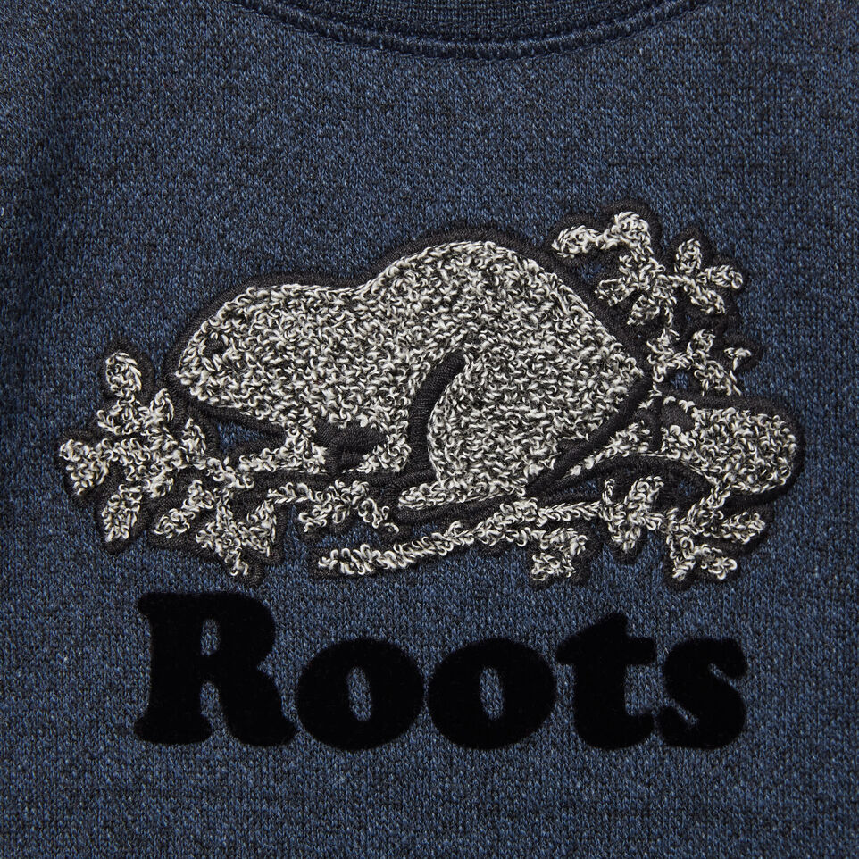 Roots-undefined-Baby Chenille Cooper Sweatshirt-undefined-D