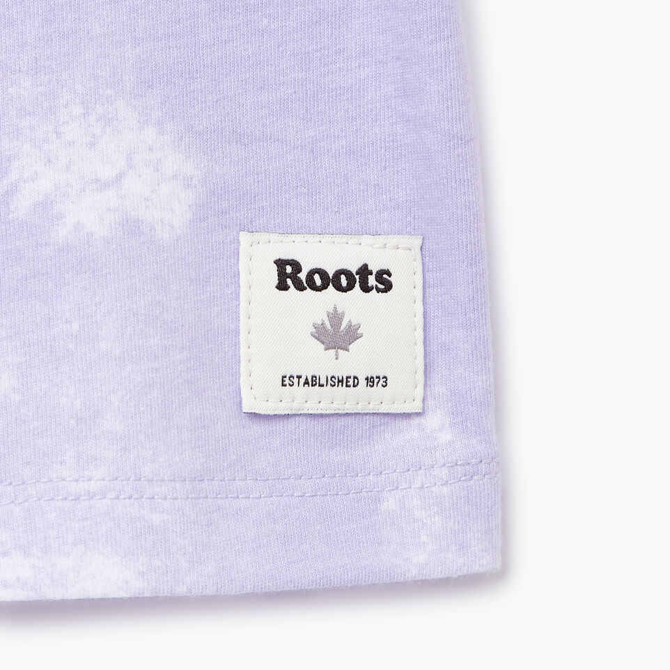 Roots-Kids Our Favourite New Arrivals-Girls Cloud Nine T-shirt-Thistle-C