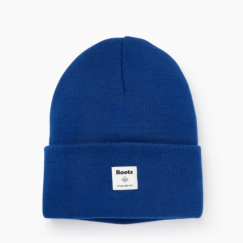 Roots-Clearance Accessories-Huntsville Toque-Classic Blue-A