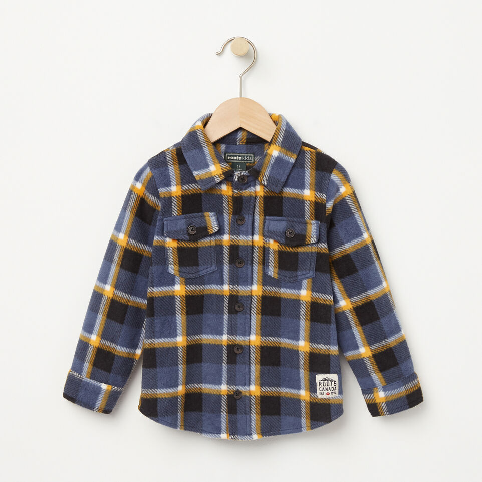Roots-undefined-Toddler Lake Point Microfleece Shirt-undefined-A