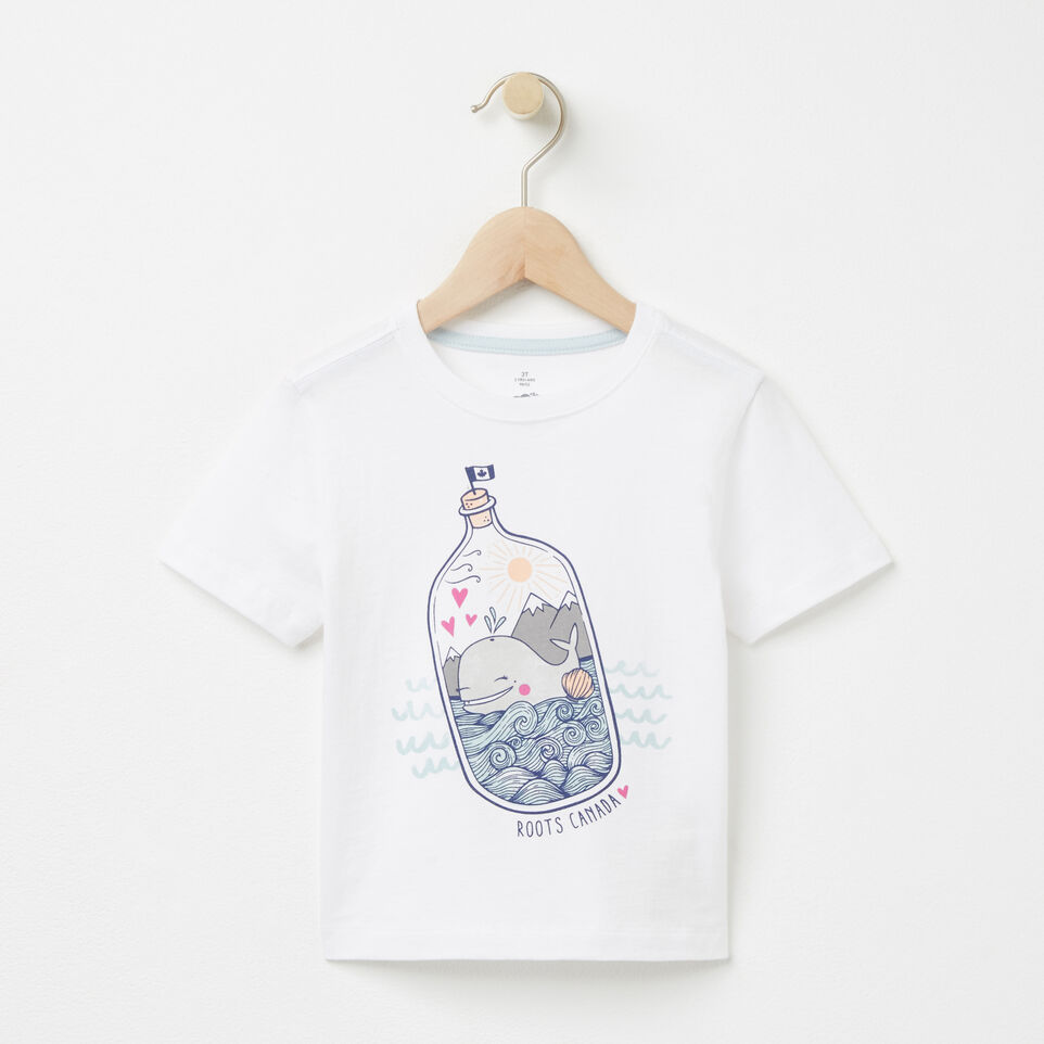 Roots-undefined-Tout-Petits T-shirt Oceanscape-undefined-A