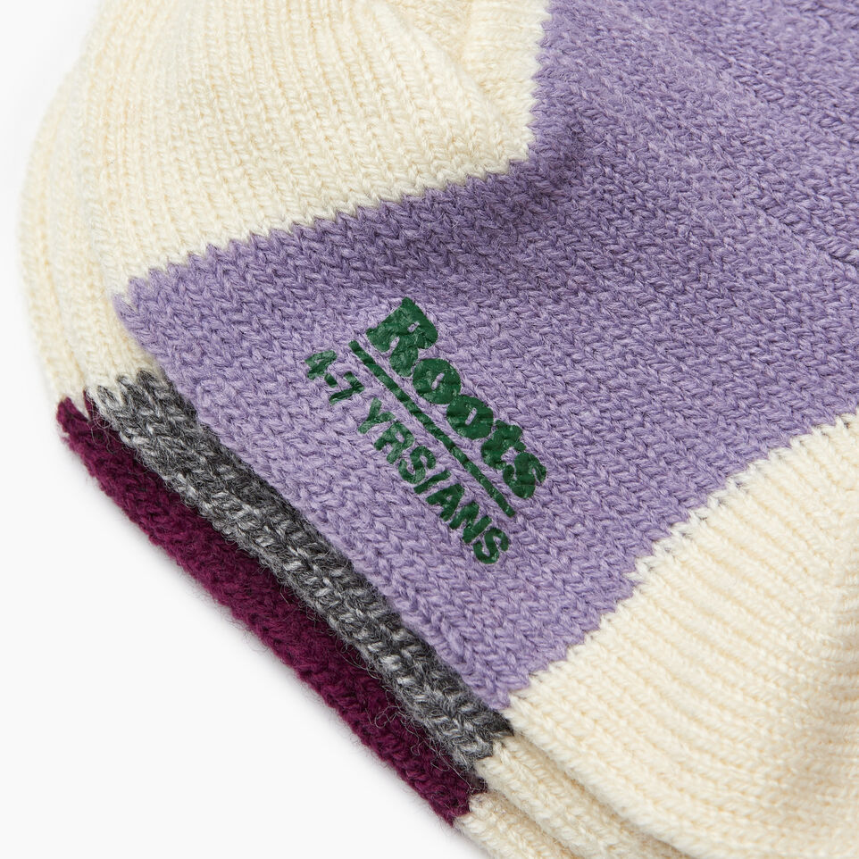 Roots-Kids Girls-Kids Elsa Cabin Sock 3 Pack-Purple-D