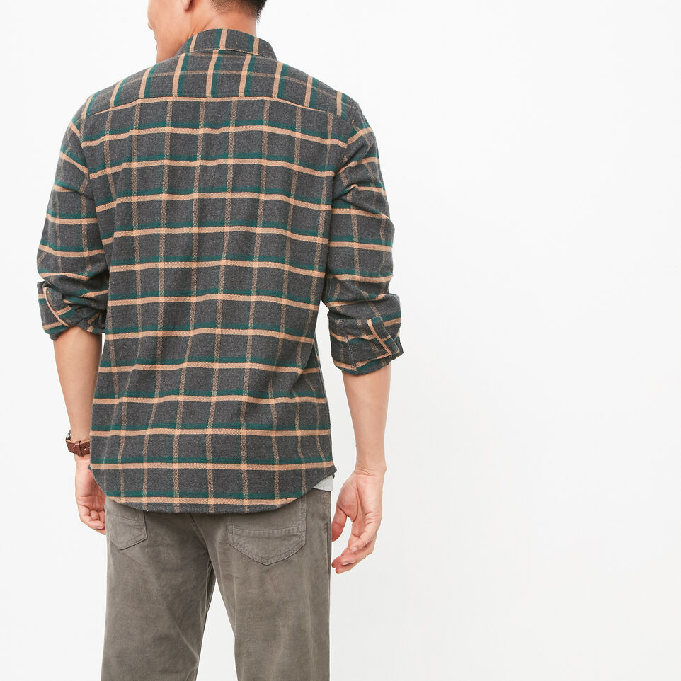 Roots-undefined-Armstrong Flannel Shirt-undefined-D