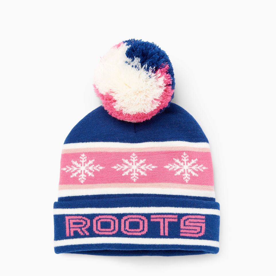 Roots-Kids Our Favourite New Arrivals-Kids Retro Fair Isle Toque-Multi-A