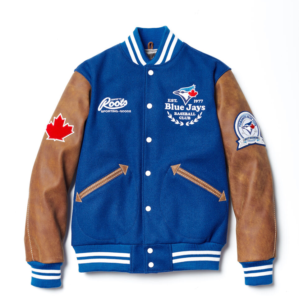 Roots-undefined-Blue Jays 40th Anniversary Jacket-undefined-A