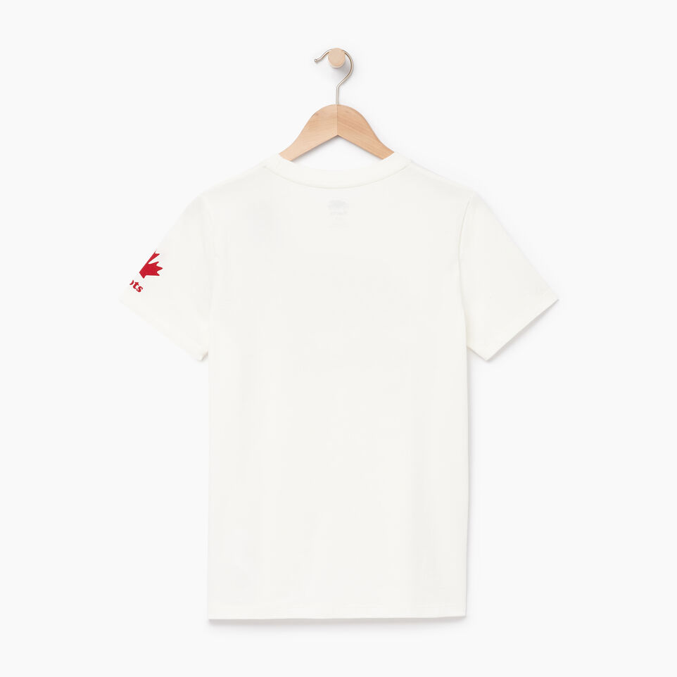 Roots-Women Our Favourite New Arrivals-Womens Roots Canada T-shirt-Ivory-B