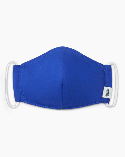Roots-Women Bestsellers-All Day Lightweight Reusable Face Mask-Royal Blue-A