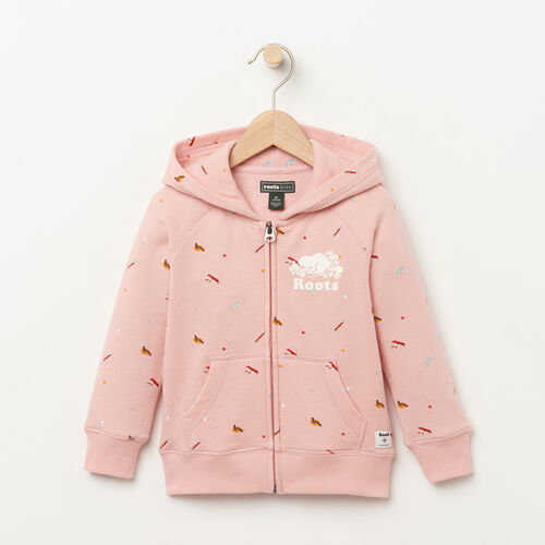 Roots-Kids Tops-Toddler Camp Kanga-Blossom Pink-A