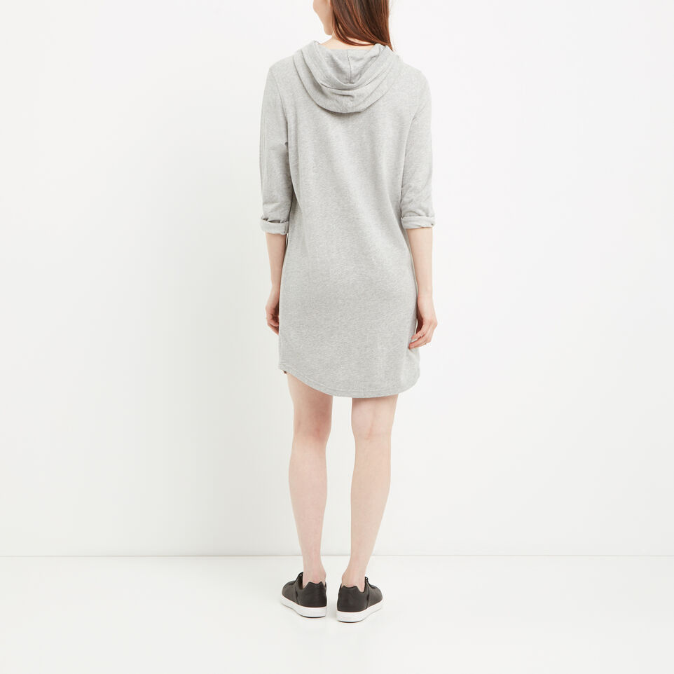 Roots-undefined-Hooded French Terry Dress-undefined-D