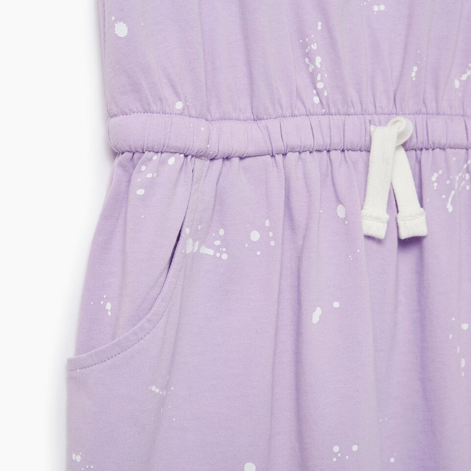 Roots-Kids Our Favourite New Arrivals-Girls T-shirt Dress-Lavendula-C