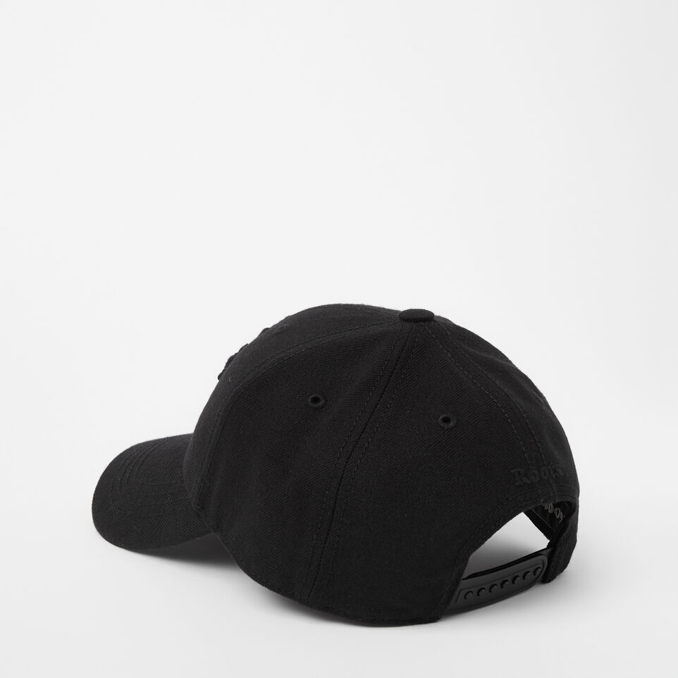Roots-undefined-Mens Modern Leaf Baseball Cap-undefined-C