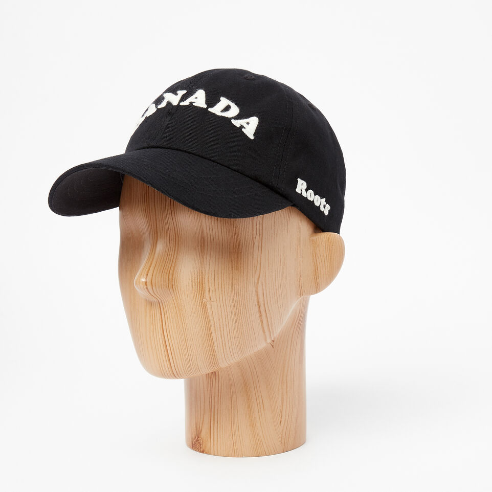 Roots-undefined-Canada Arch Baseball Cap-undefined-B