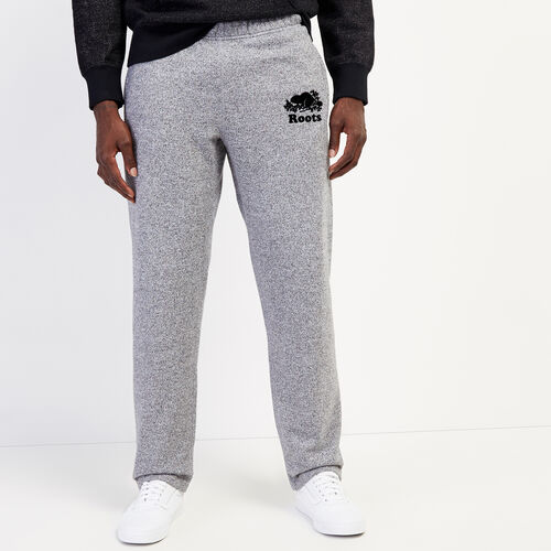 Roots-Men Bottoms-Roots Salt and Pepper Heritage Sweatpant-Salt & Pepper-A