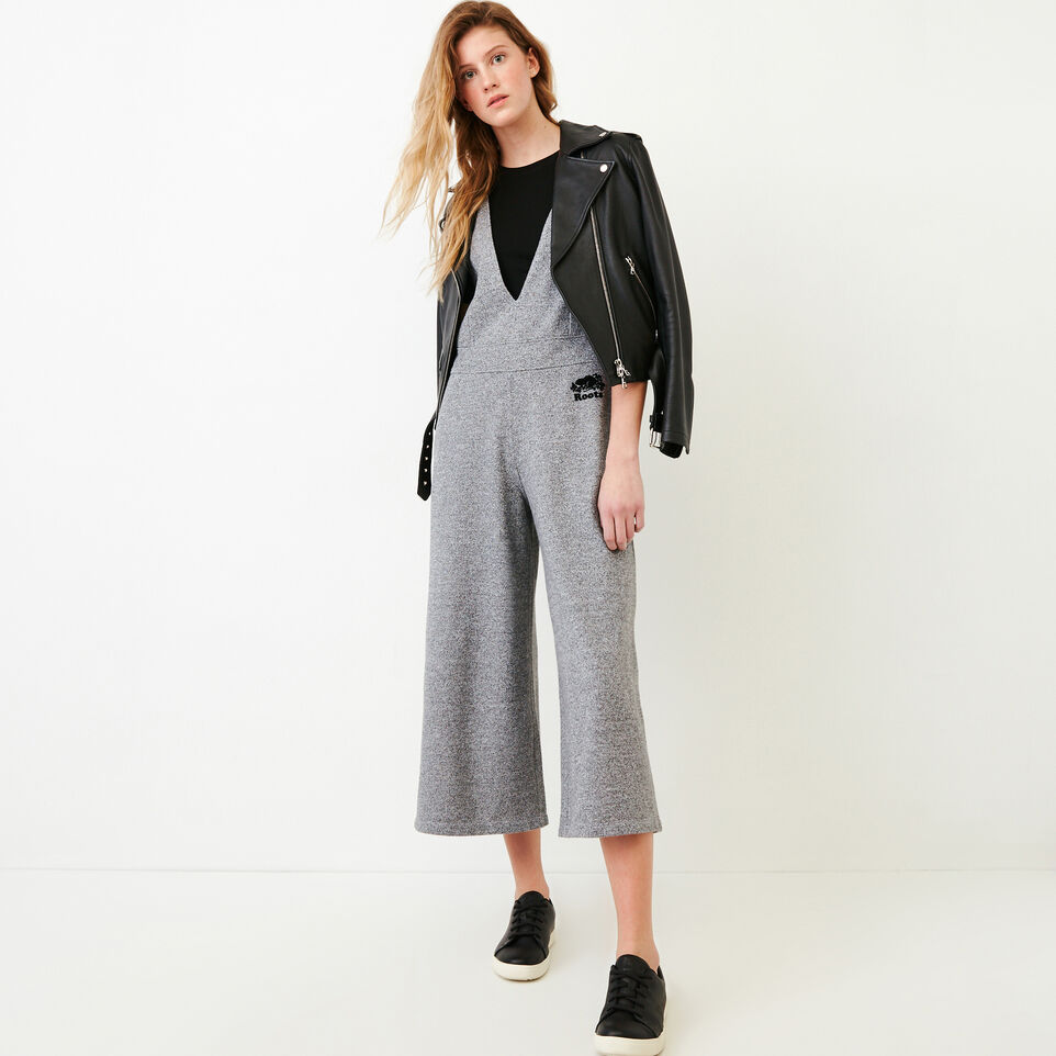 Roots-Women Our Favourite New Arrivals-Roots Salt and Pepper Jumpsuit-undefined-B
