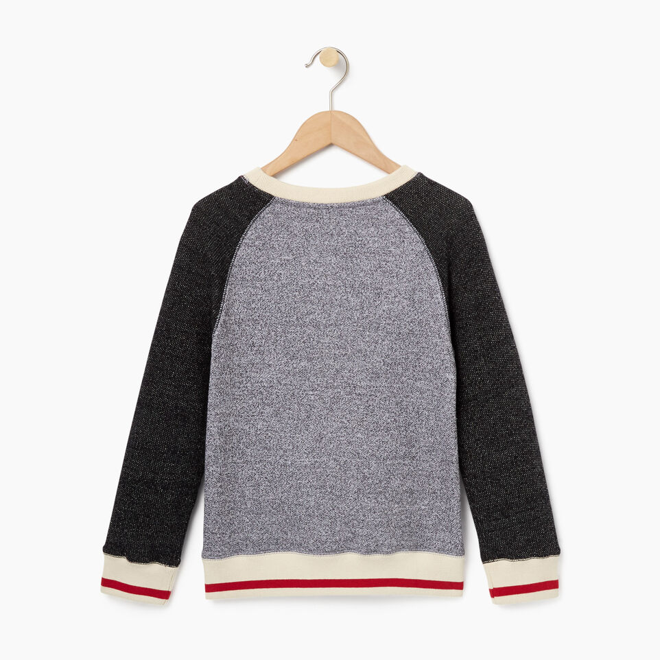 Roots-undefined-Boys Roots Cabin Crew Sweatshirt-undefined-B
