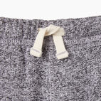 Roots-Kids Bottoms-Boys Original Sweatpant-Salt & Pepper-C