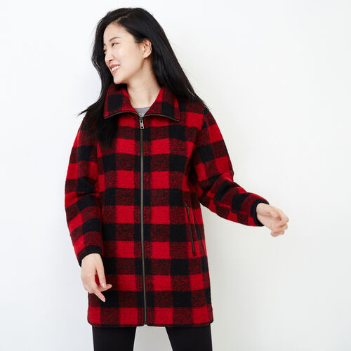 Roots-Women Our Favourite New Arrivals-Seymour Jacket-Cabin Red-A
