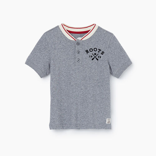 Roots-Kids New Arrivals-Toddler Cabin Henley-Light Salt & Pepper-A