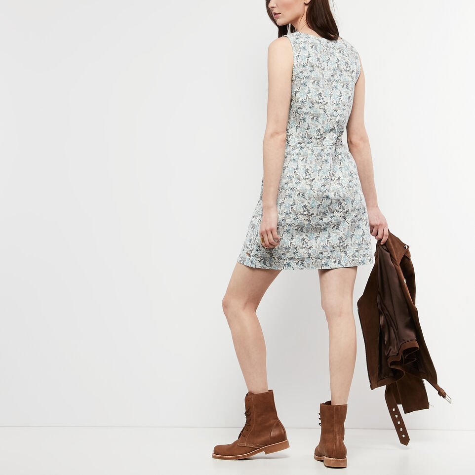 Roots-undefined-Printed Day Tripper Dress-undefined-E