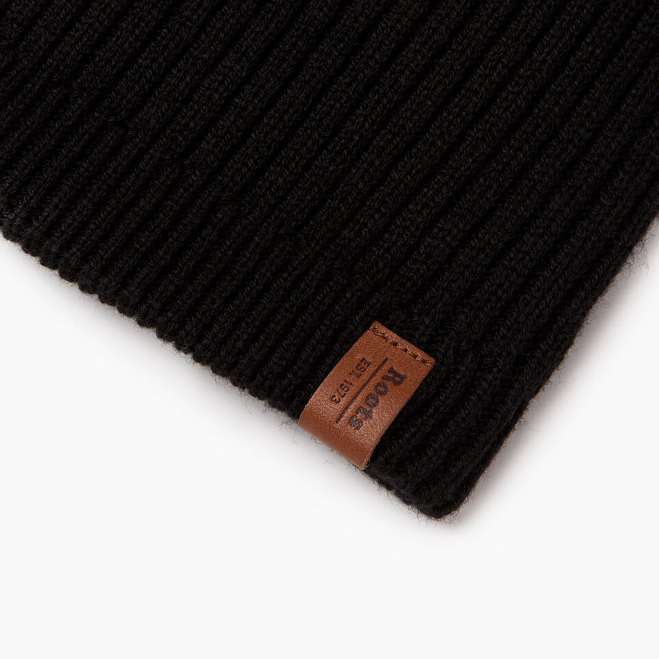 Roots-undefined-Robson Faux Fur Pom Pom Toque-undefined-D