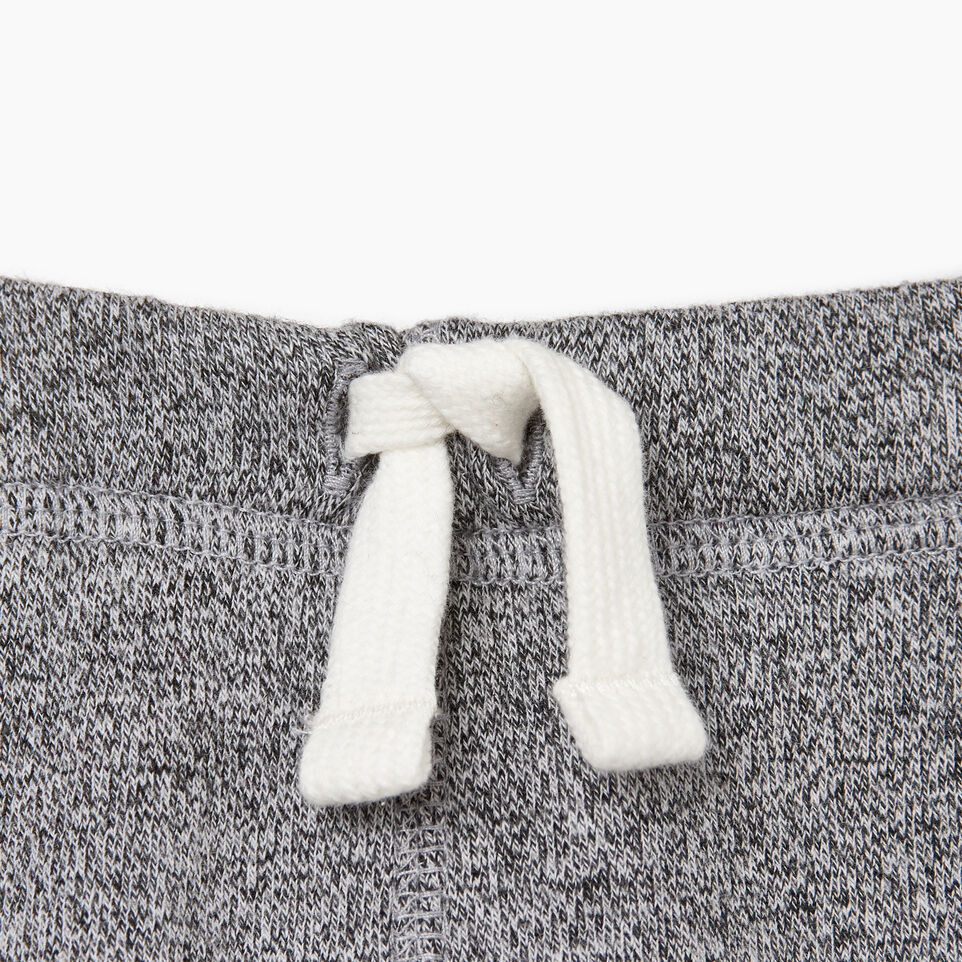 Roots-Kids Toddler Girls-Toddler Roots Cabin Cozy Sweatpant-Salt & Pepper-D