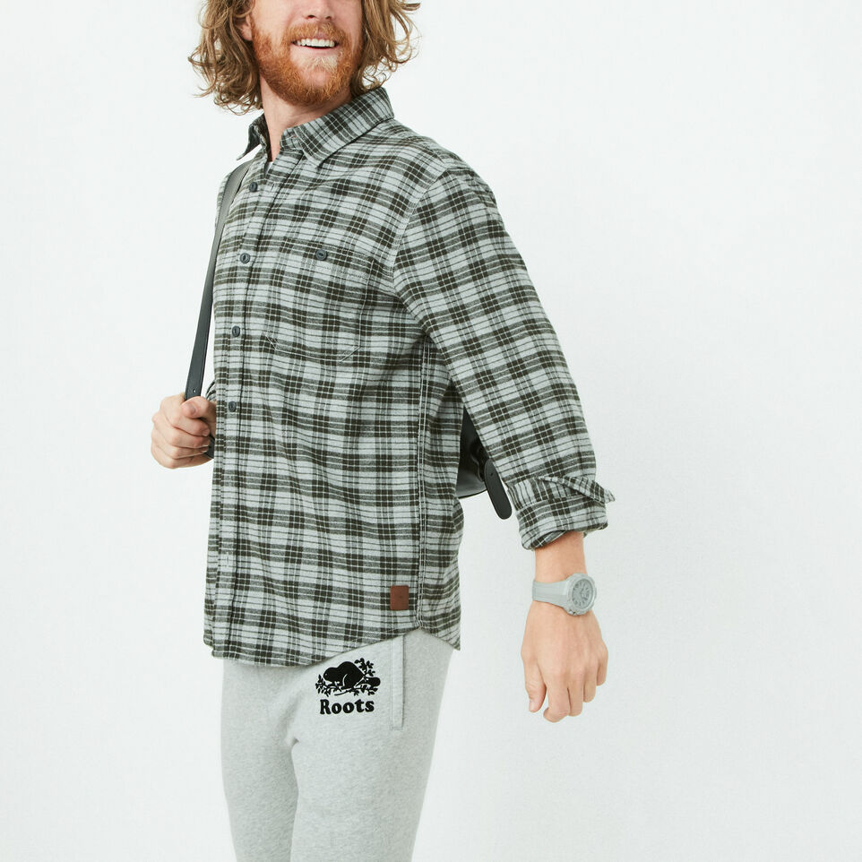 Roots-undefined-Braeburn Flannel Shirt-undefined-B