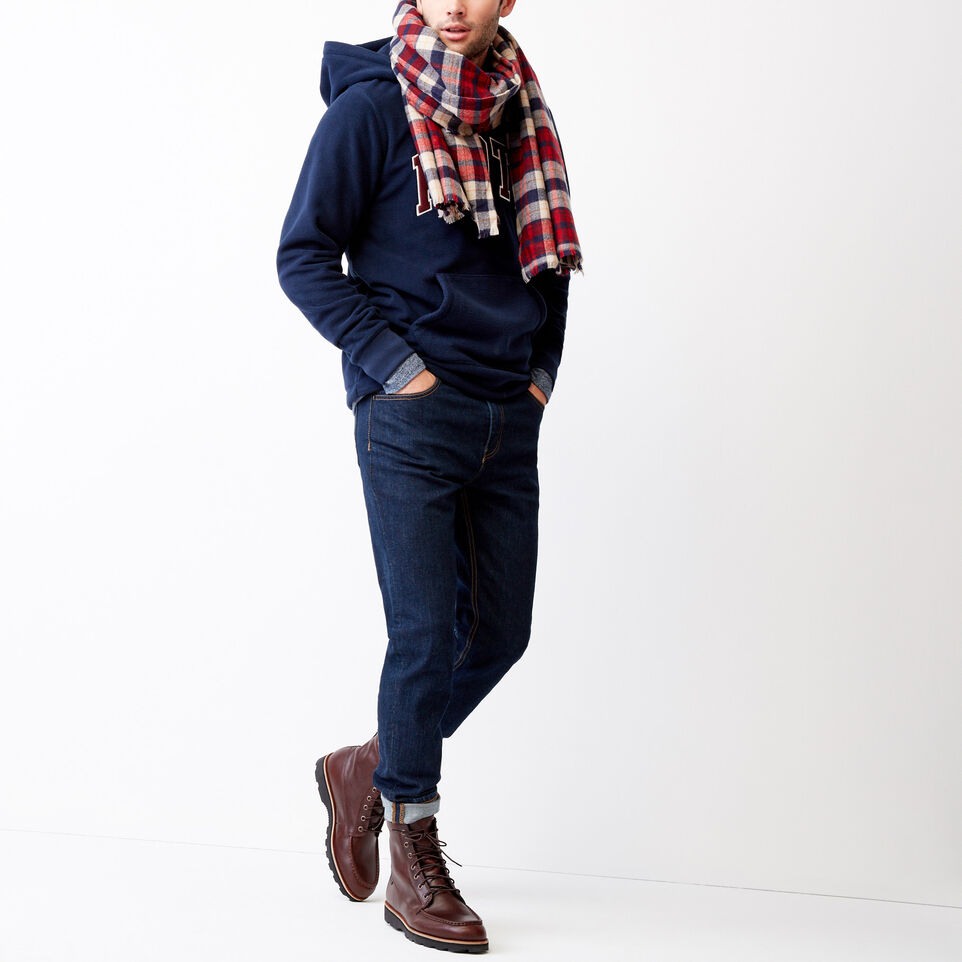 Roots-Winter Sale Men-Roots Vault Polar Hoody-Navy Blazer-B